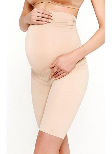 Hamile Uzun Paçalı Korse-Ten